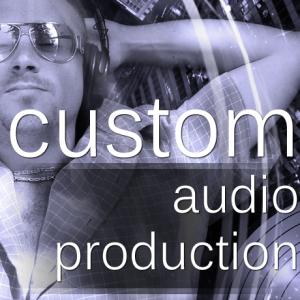 custom audio production